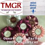 Mini Dairy Goat Podcast