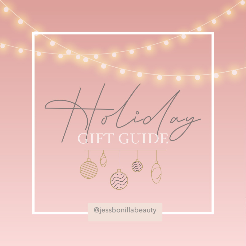 HOLIDAY gift guide 2019 jess bonilla