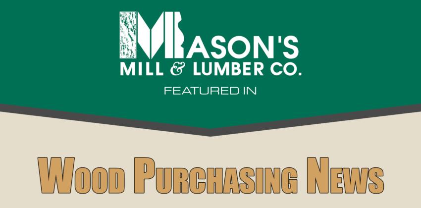 Masons Mill Wood