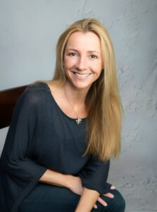 Kirsten Ranger of Organized and Orderly Professional Organization Services in Orange County