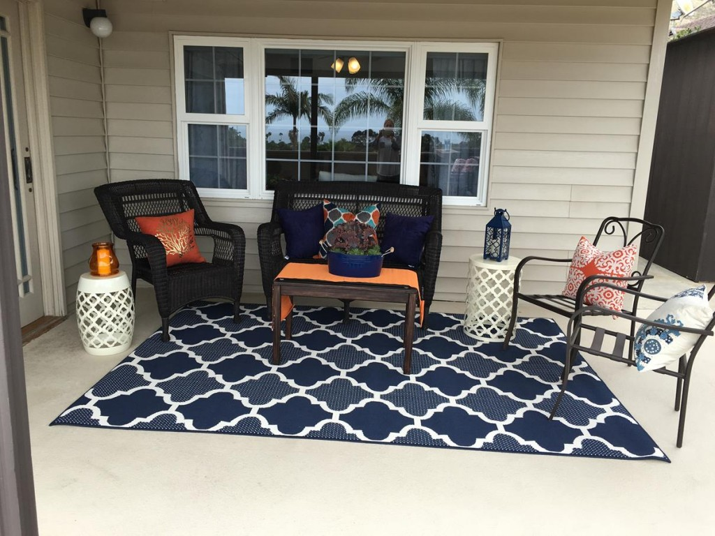 After Staging Patio