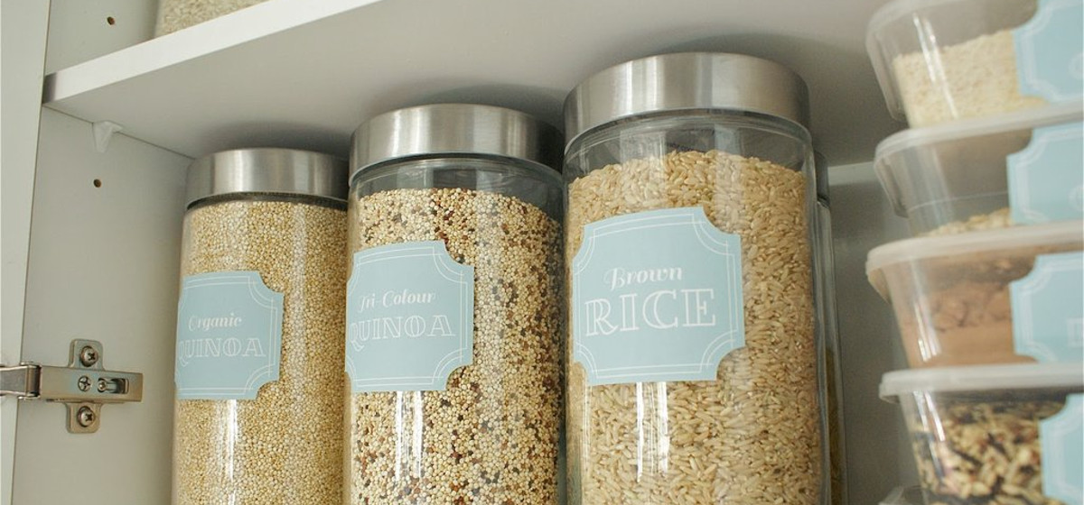 Organization Canisters