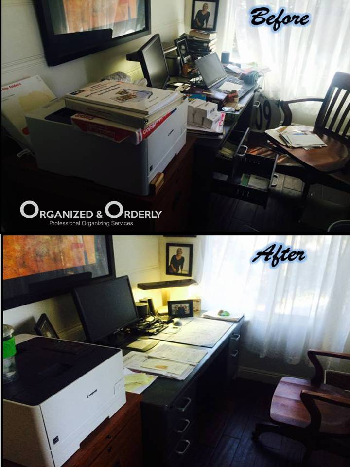 Professional Office Organization Services