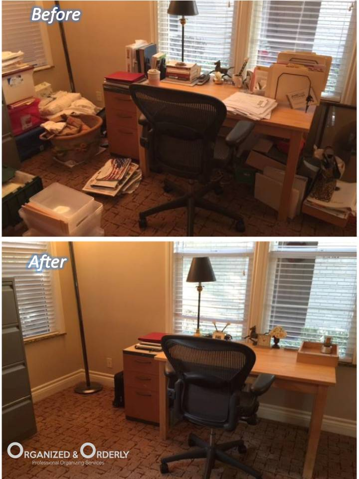 Office Staging