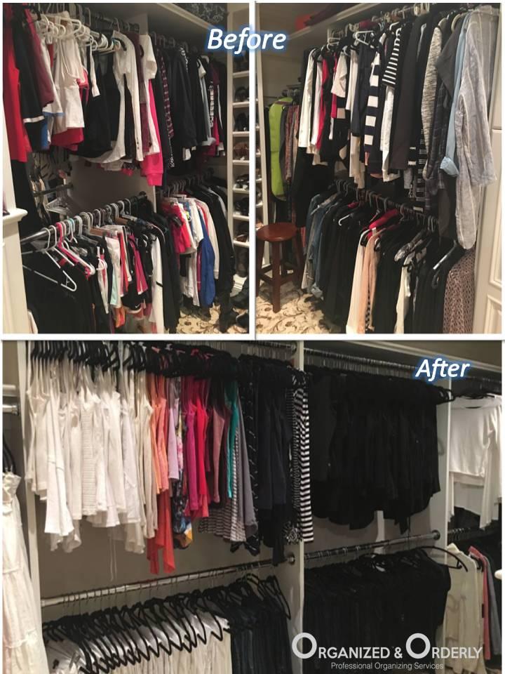 Professional Closet Organization