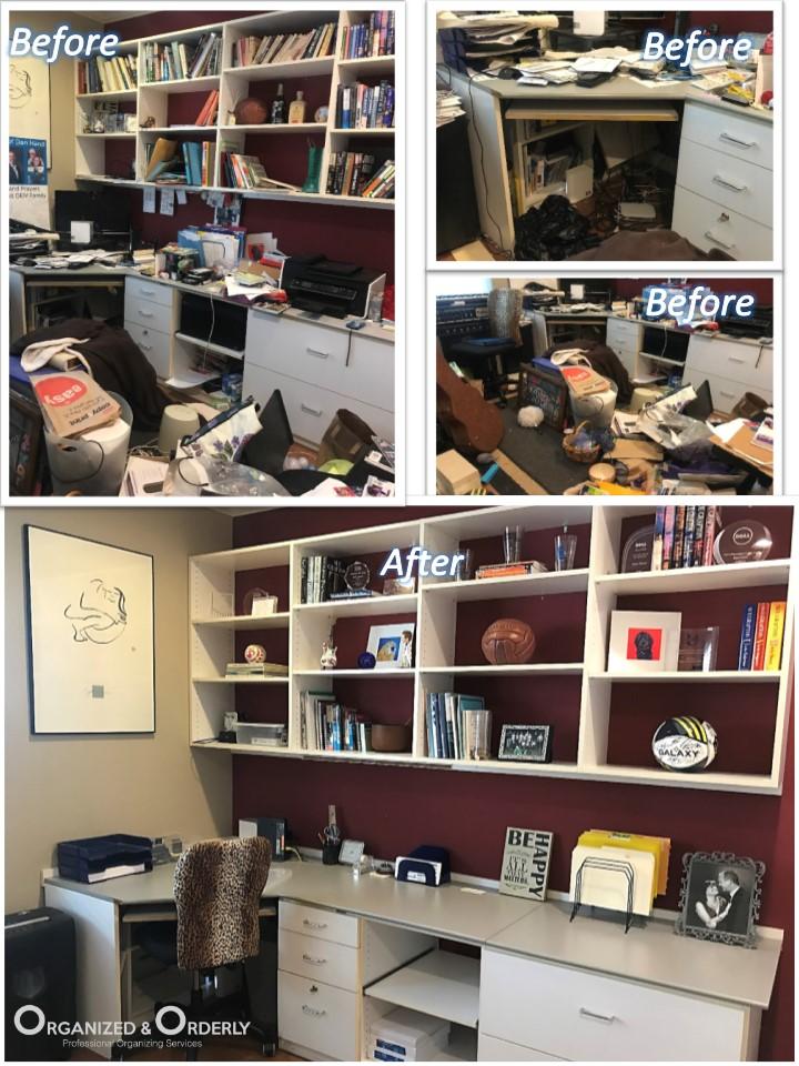 Professional Home Organizer