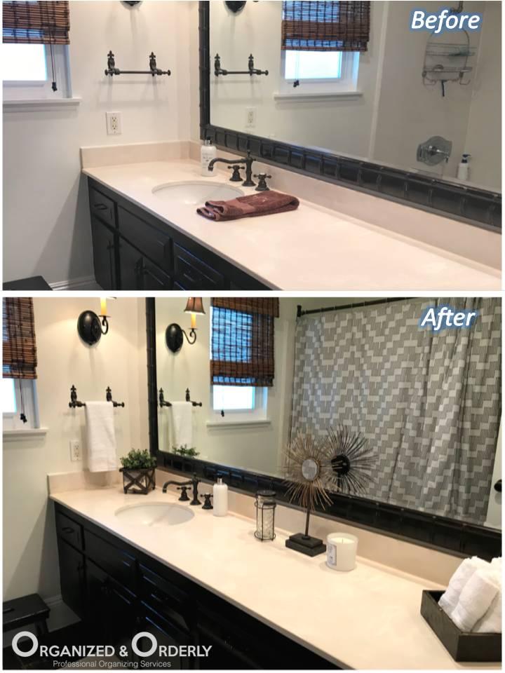 professionally designed bathroom