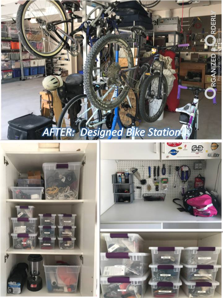 home organization project