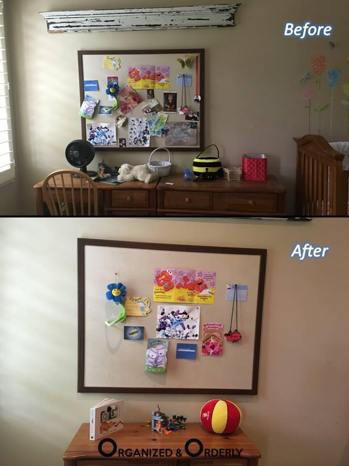 Staging Kids Room