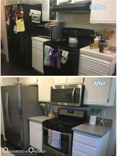 stove cleanup
