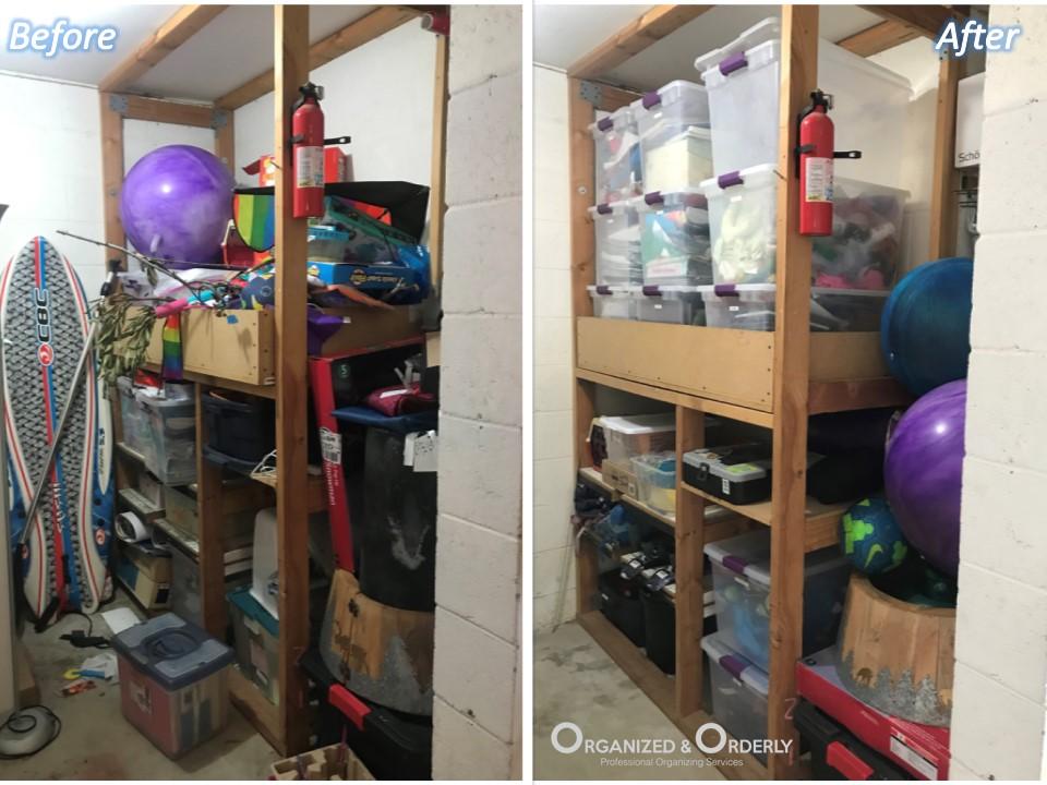 O&O B&A Dana Point Garage 3