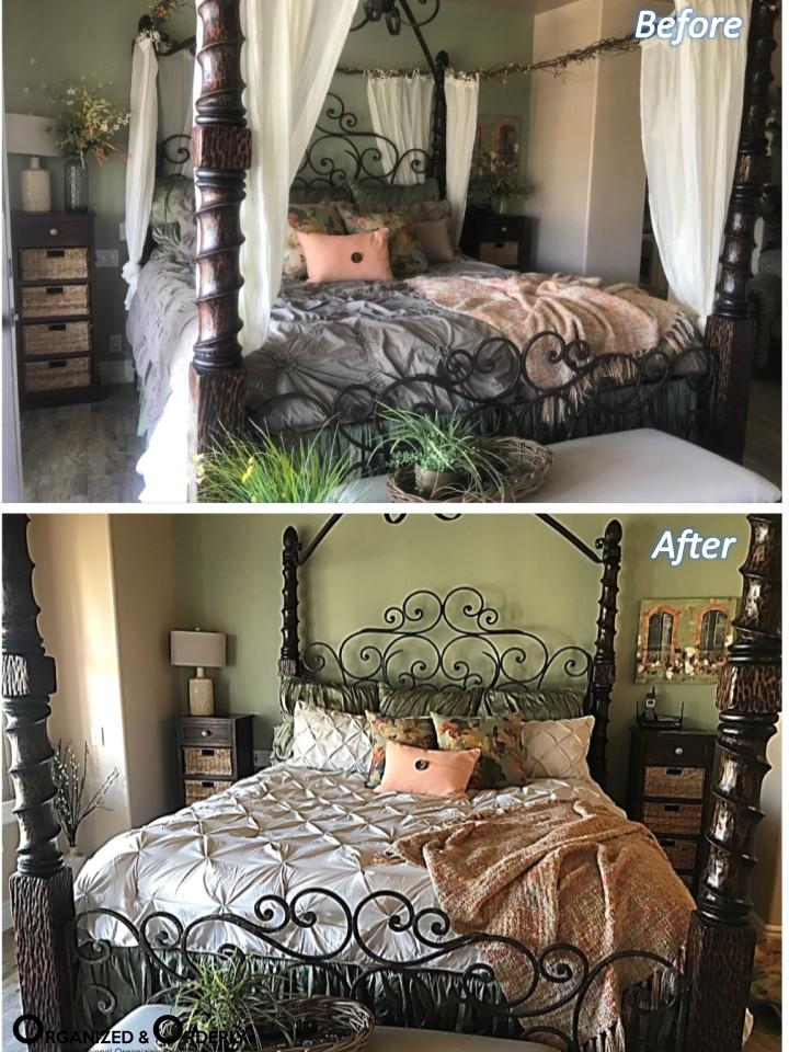 O&O Lippizaner, Coto De Caza B&A Bedroom