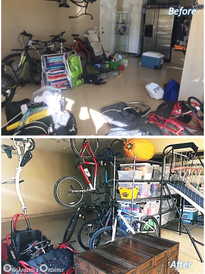 O&O Garage, Mahogany Run, Coto 2