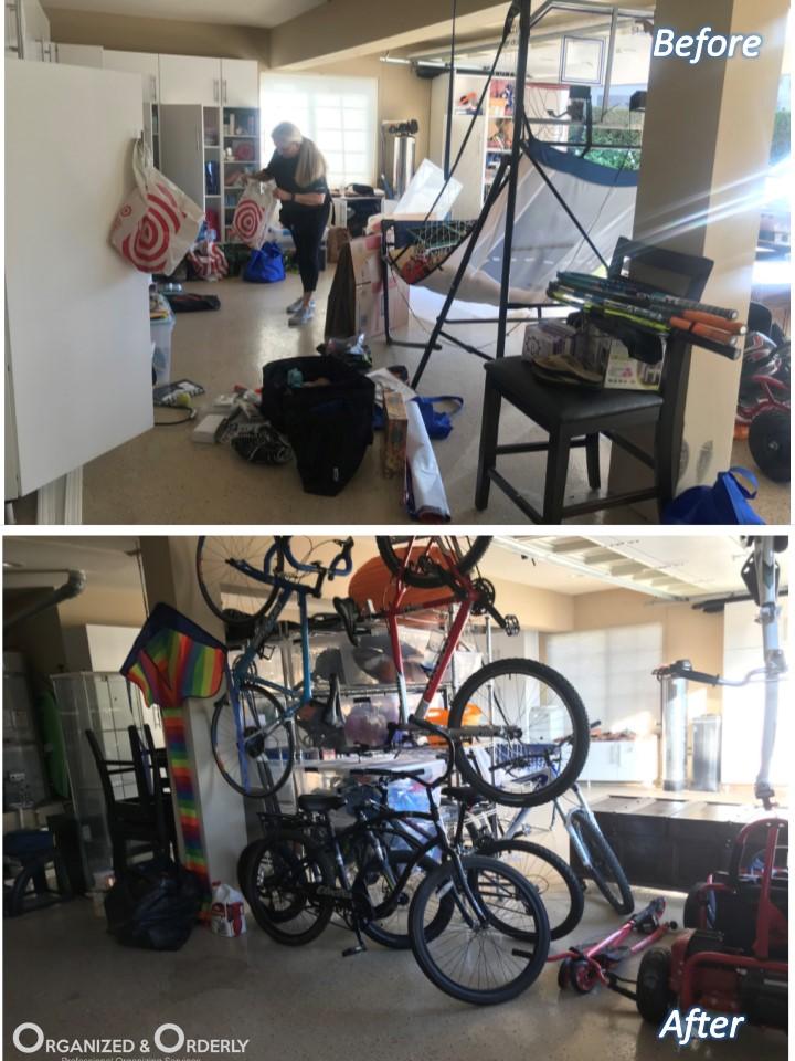 O&O Garage, Mahogany Run, Coto 3