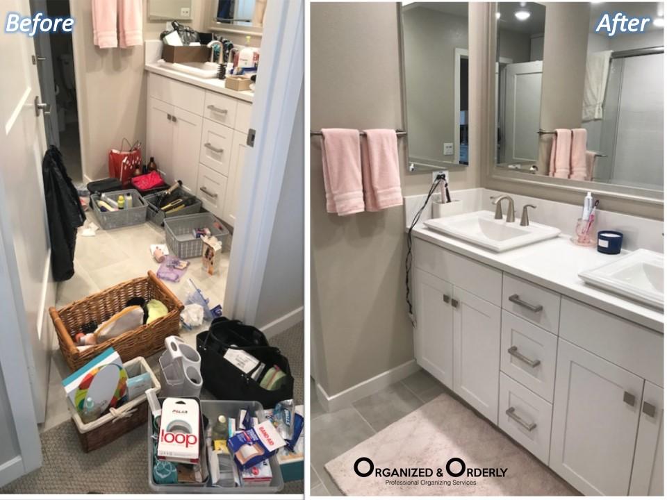 O&O Irvine B&A Bathroom