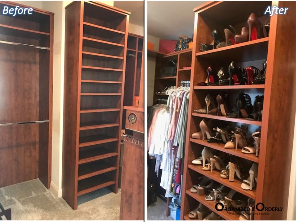 B&A Golden Poppy Closet 2