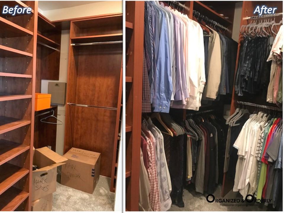 B&A Golden Poppy Closet 3