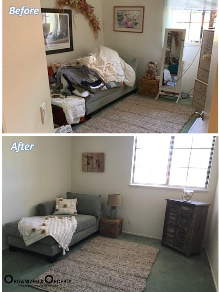 B&A Laguna Hills Bedroom