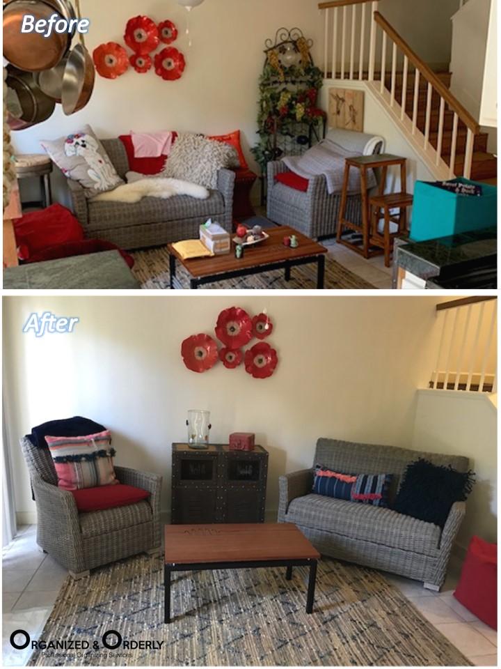 B&A Laguna Hills Living Room