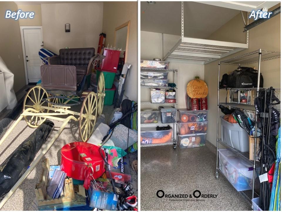 O&O Coto De Caza Garage Apr 2021 4