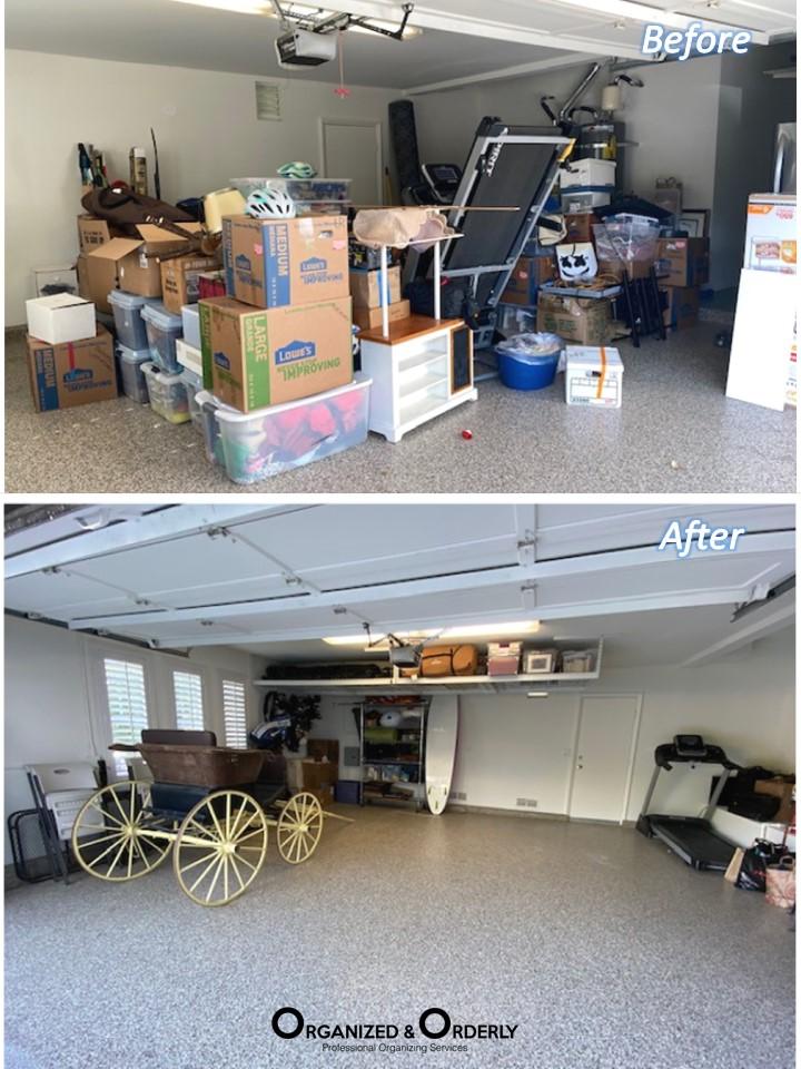 O&O Coto De Caza Garage Apr 2021