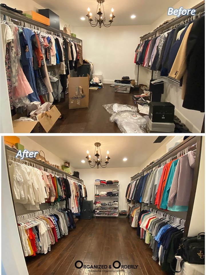 O&O San Juan Cap Closet