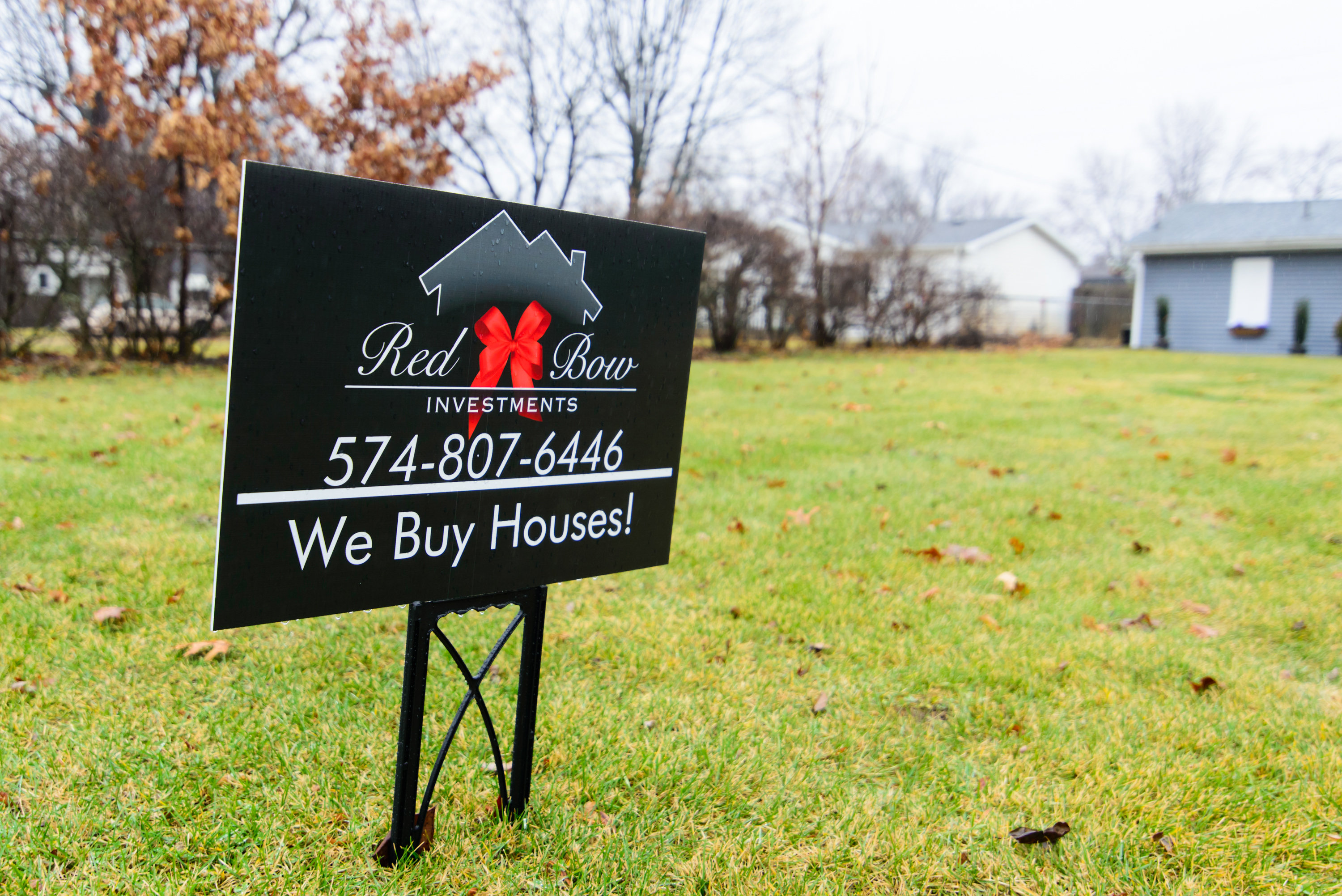 Why you should sell your house to Red Bow!