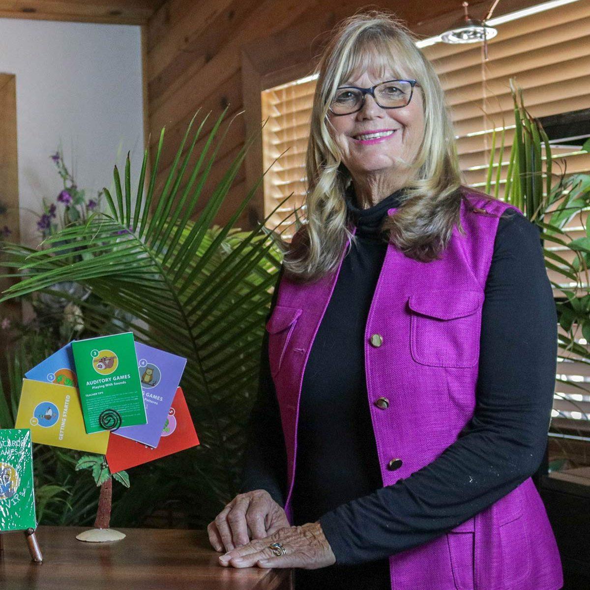 ReadngVIPs Critter Cards Cheryl Brooks