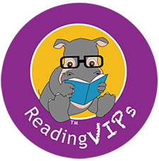 ReadngVIPs Critter Cards Logo