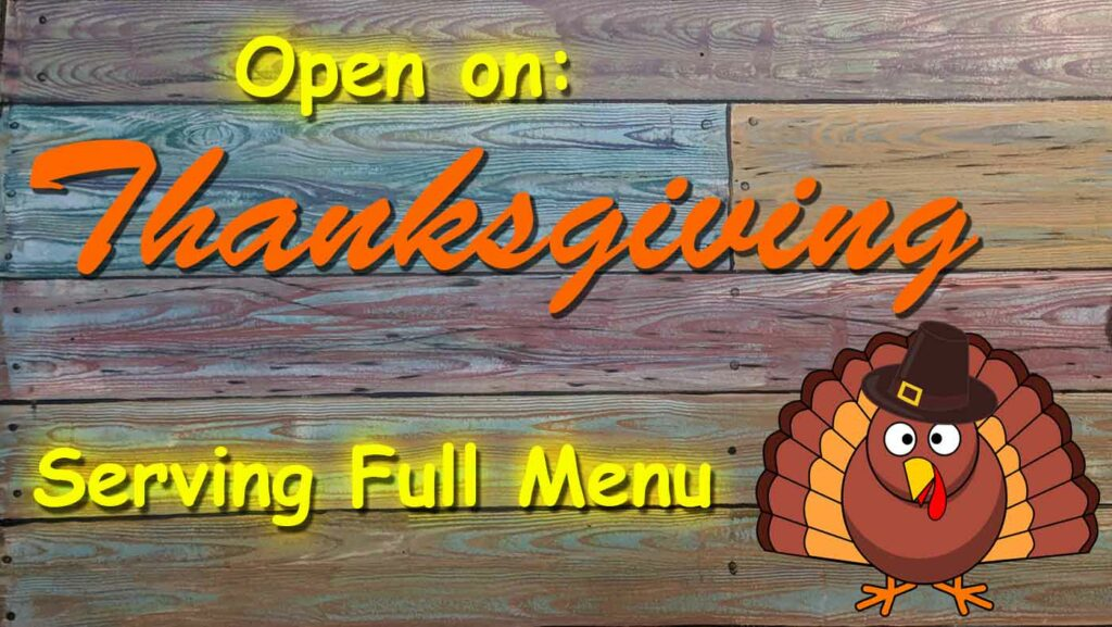 Thanksgiving on St. Pete Beach 2019