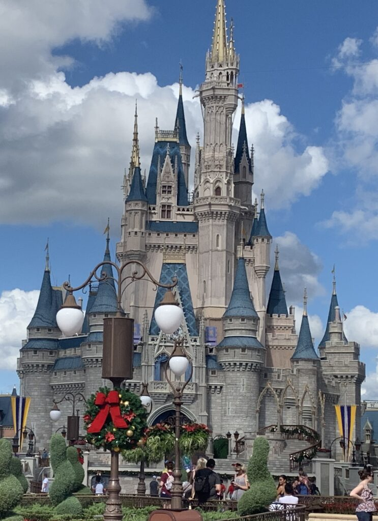 Cinderella Castle - Magic Kingdom - Walt Disney World