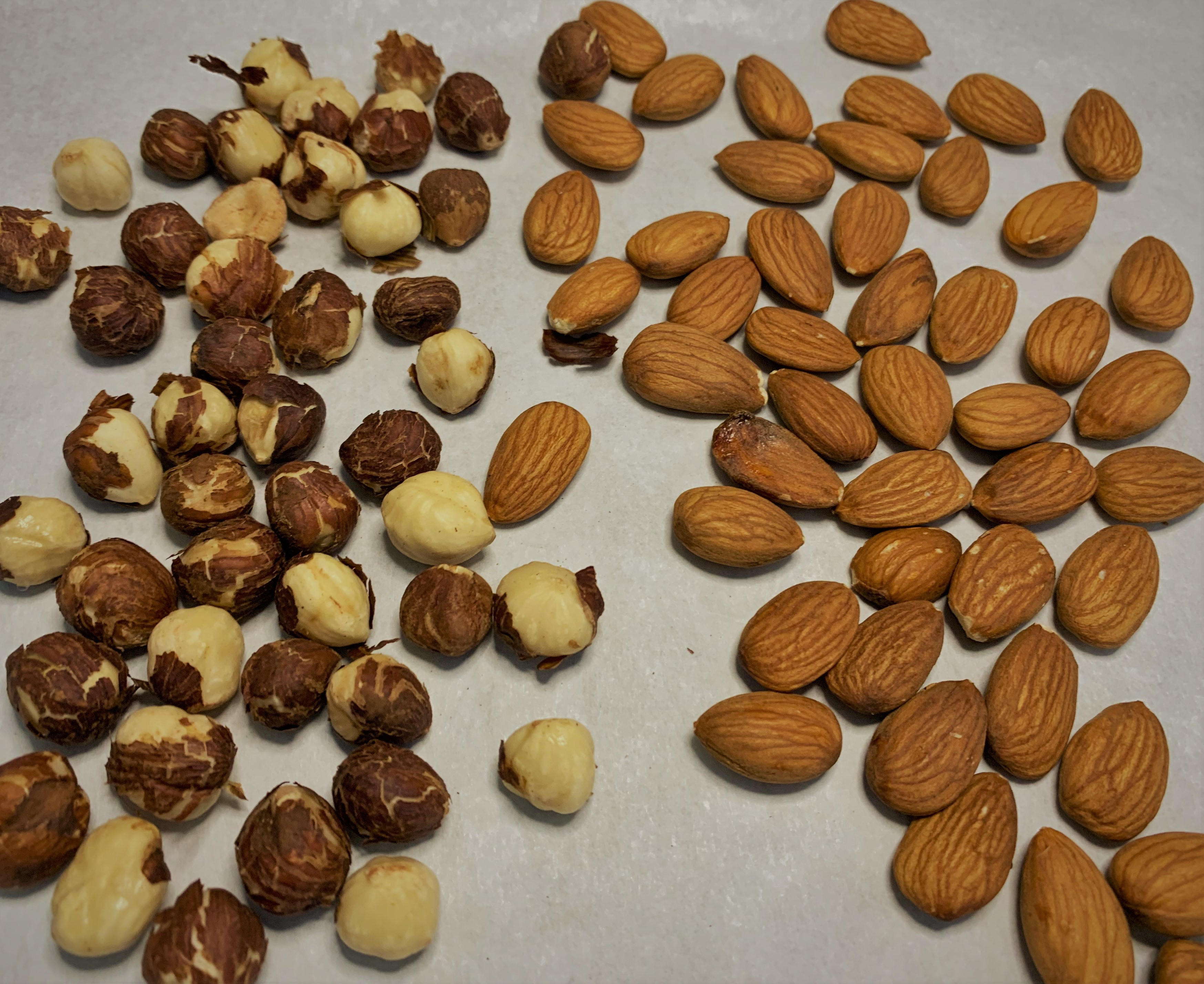 Nuts for our Praline Paste