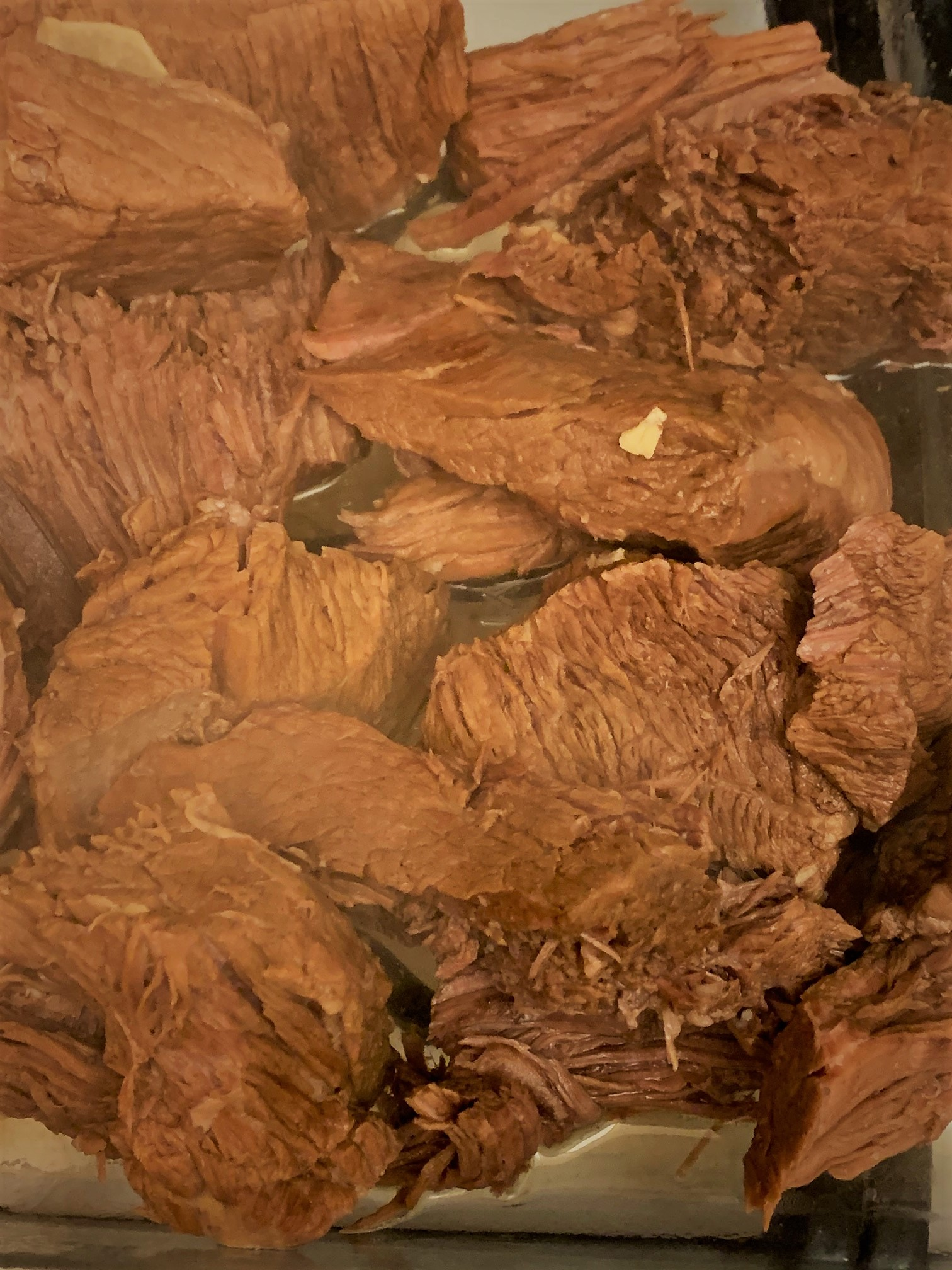Our fully Braised Shaak Roast meat