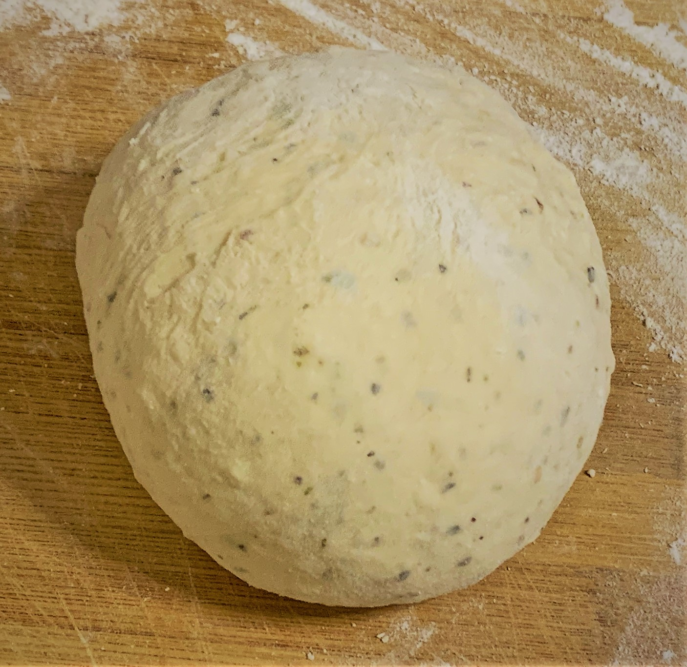 Dough Ball for our Ronto Wrappers