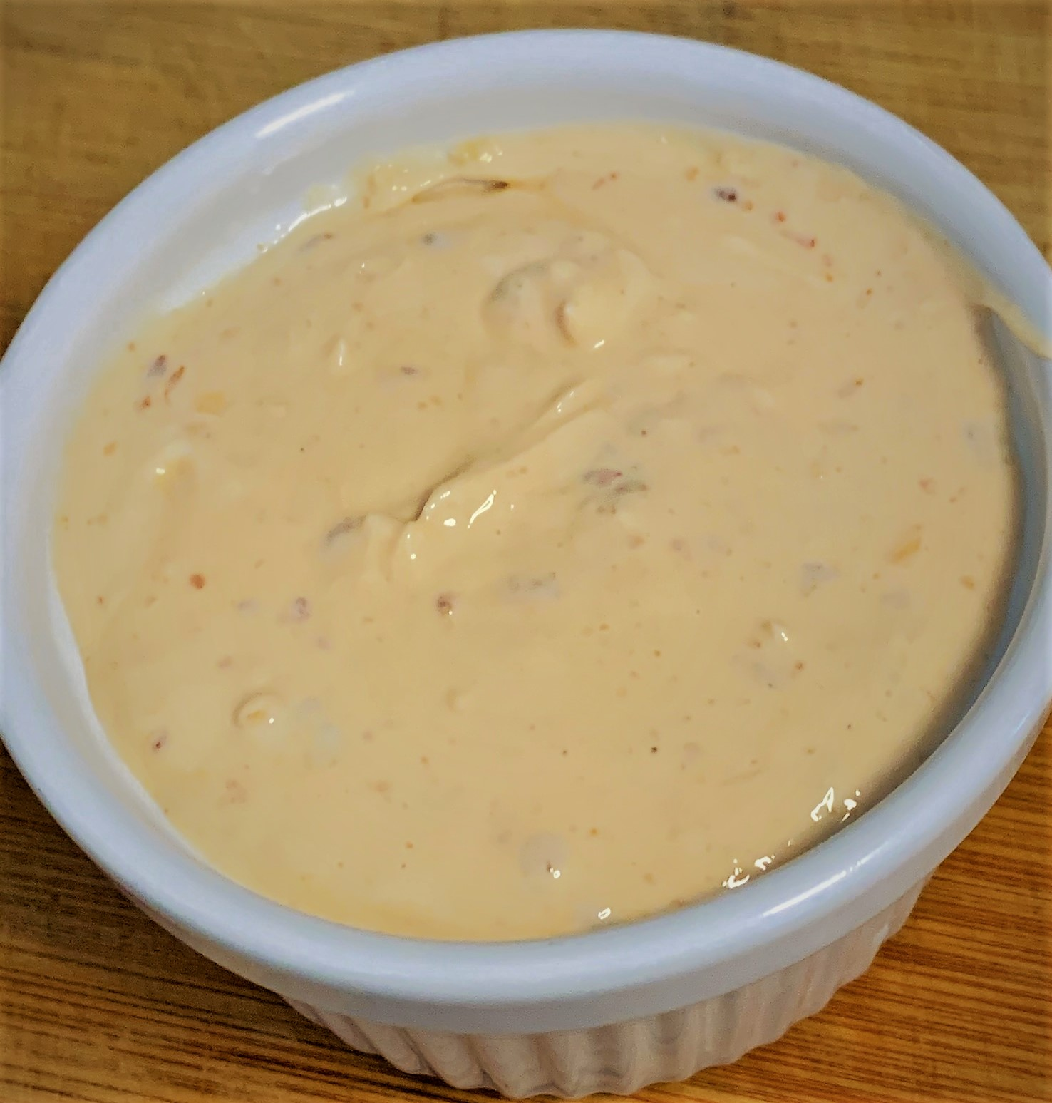 the Chipotle Aioli for our Petite Plant-Based Burgers with Guacamole