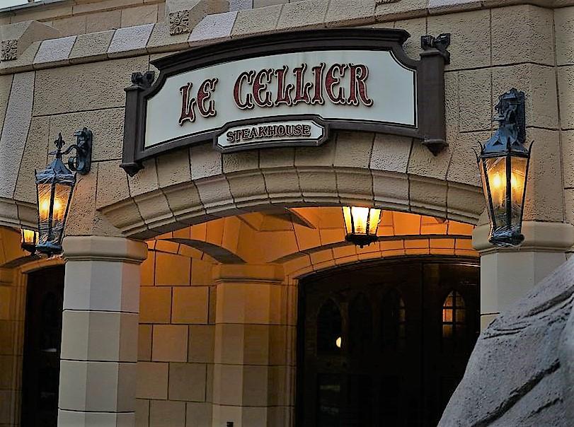 Le Cellier - Canada Pavilion - Epcot - Walt Disney World