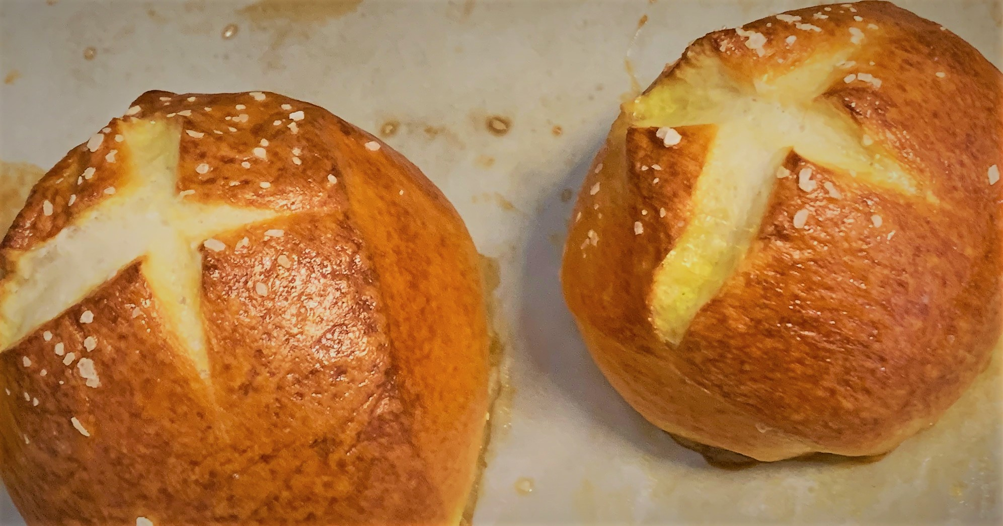 Our fully baked Rolls