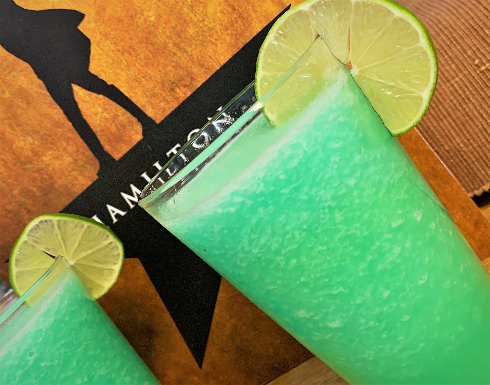 Hamil-Colada - A Hamilton Inspired Cocktail