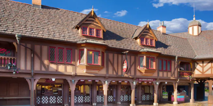 The Friar's Nook - Magic Kingdom - Walt Disney World
