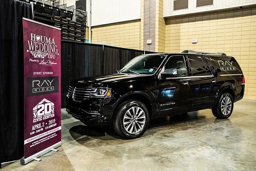 2018 Black Lincoln Navigator