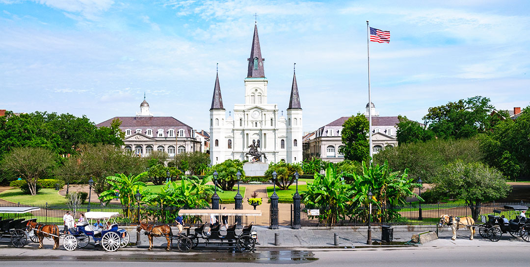 French Quarter Festival (April 11-14)