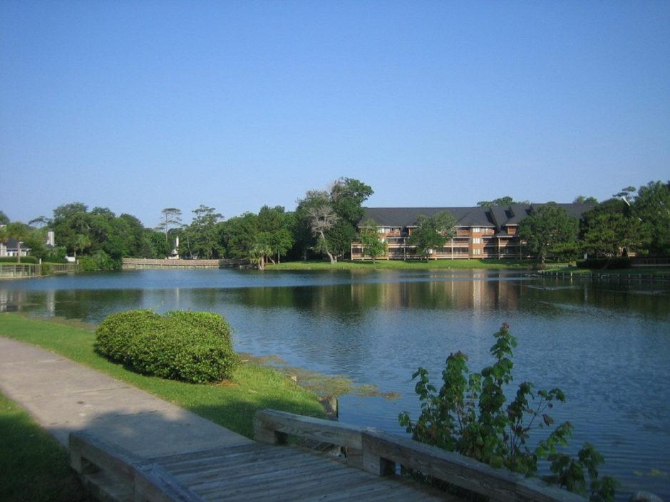 Kingston Plantation Lakes