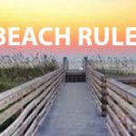 Myrtle Beach Rules and Laws