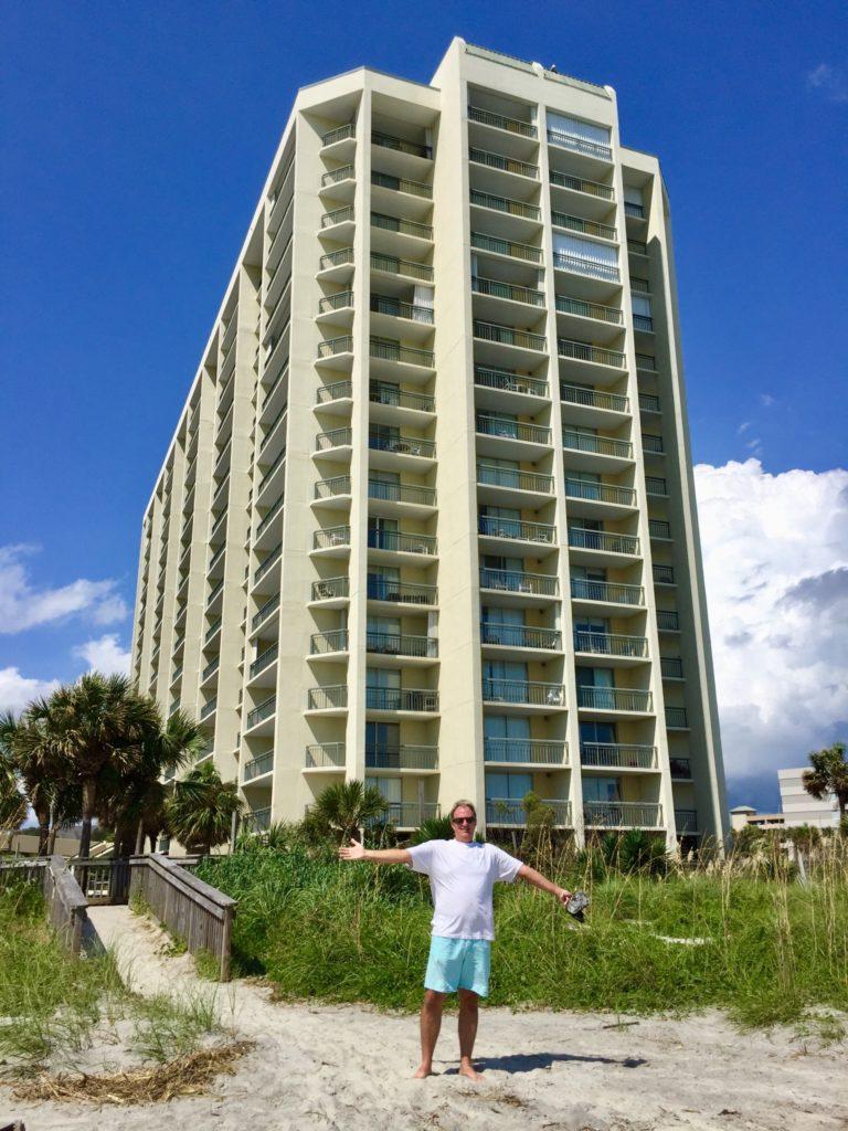 Happy South Hampton homeowner. Patrick and Melonie