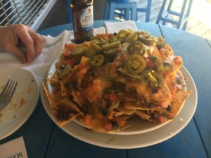 If You're a Nacho Lover, Head to LuLu's at Barefoot Landing. They Are Awesome and It's a Really Cool Place!