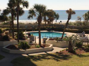 South Hampton Oceanfront Pool