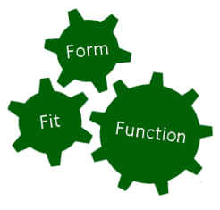 Form, Fit & Function – Additional Considerations