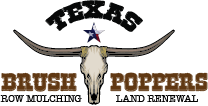 Texas Brush Poppers Land Clearing Experts