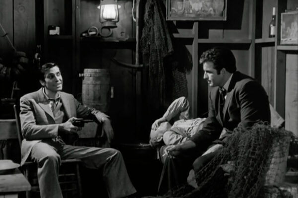 """Mexican Stakeout"" originally aired on November 29th, 1959 and finds Eliot Ness venturing across the border to secure a key witness in this episode, which co-starred Martin Landau and Vince Edwards."