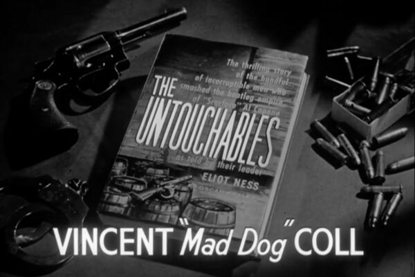 Mad Dog Coll, a kidnapper, and murderer, is a paranoid psychopath bent on making gangster adversary Dutch Schultz suffer where it hurts the most as Eliot Ness moves in to pin them both.